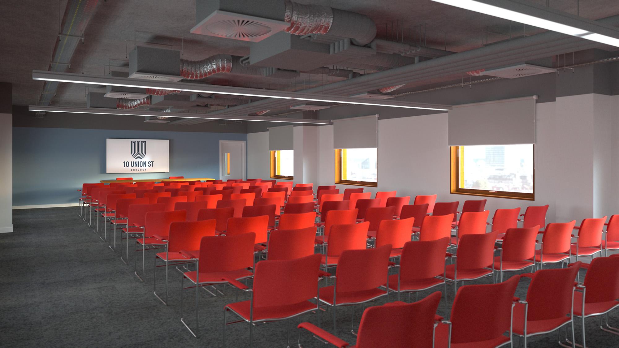 Conference Rooms - Venue for Hire Details at 10 Union Street, London Bridge
