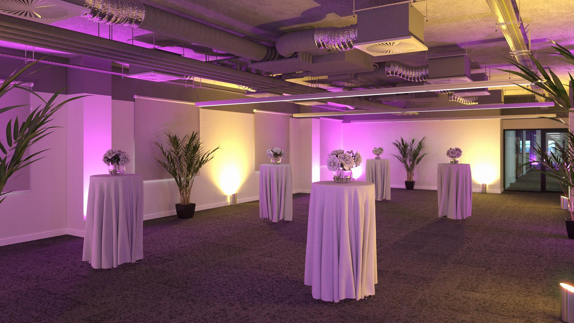 Drinks Reception Rooms - Venue for Hire Details at 10 Union Street, London Bridge